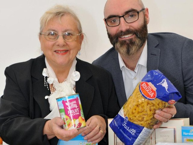 Support floods in for South Shields food bank following