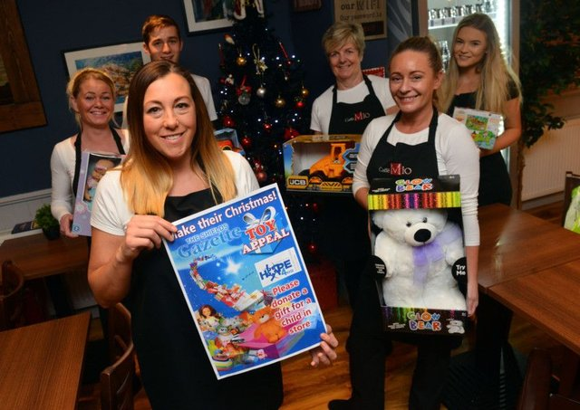 Help With Christmas Gifts.Shields Gazette Toy Appeal We Need Your Help To Make