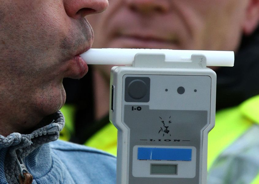 Drink-driver's life in tatters after being caught driving ...
