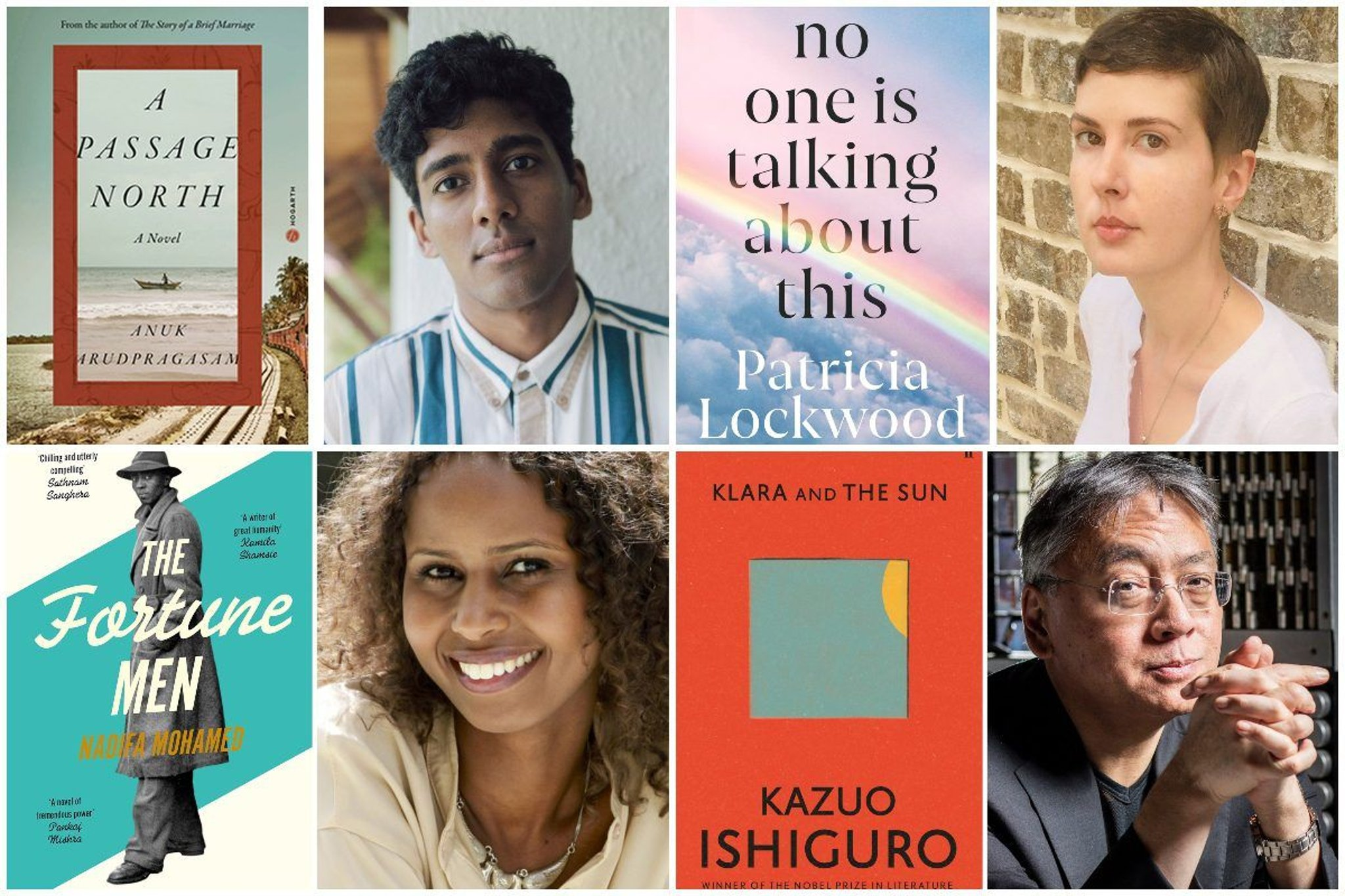 The full list of all 13 books in contention for the Booker Prize 2021 - including Klara and the Sun