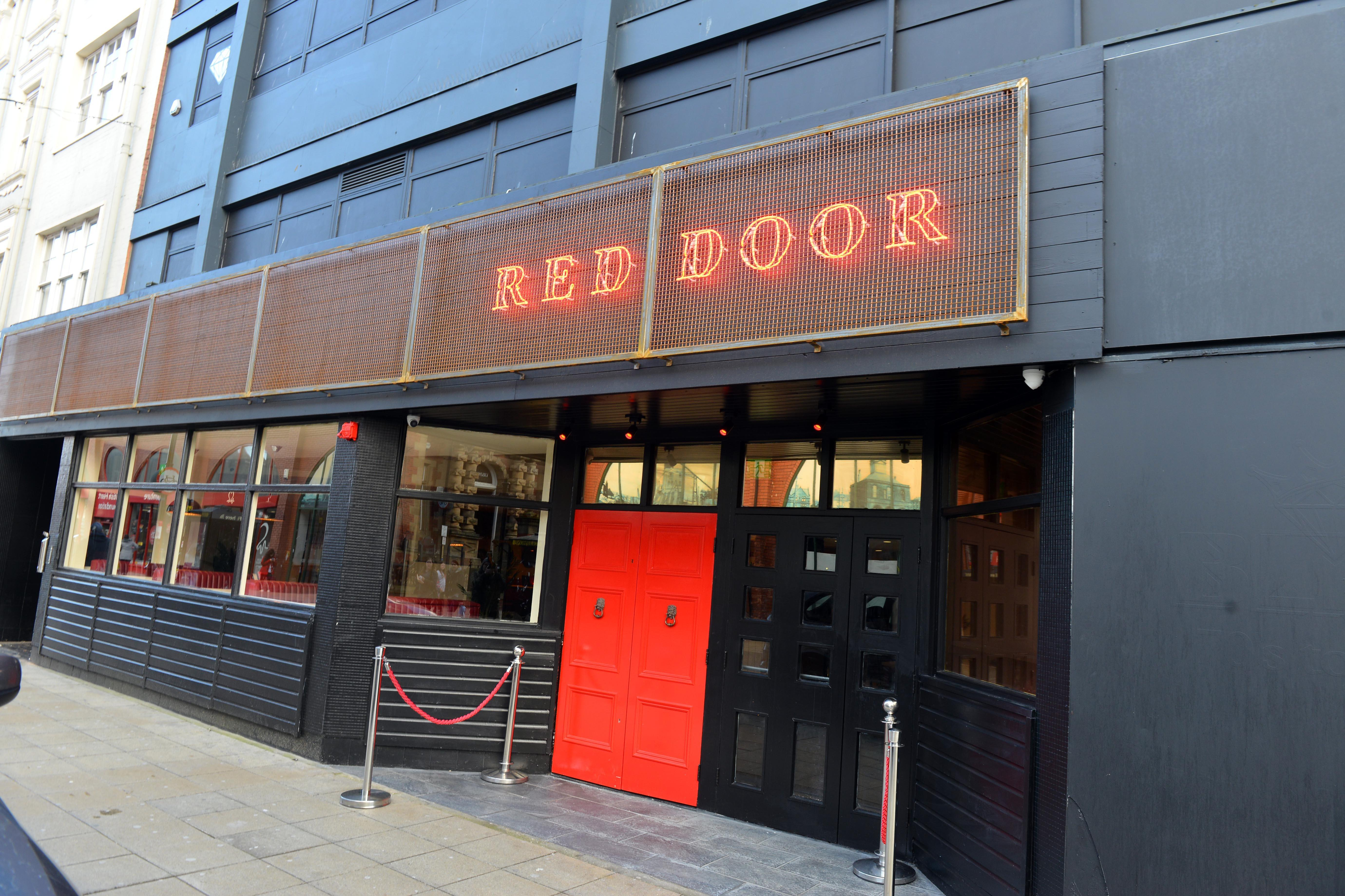 This Is What People Are Saying About Red Door In South