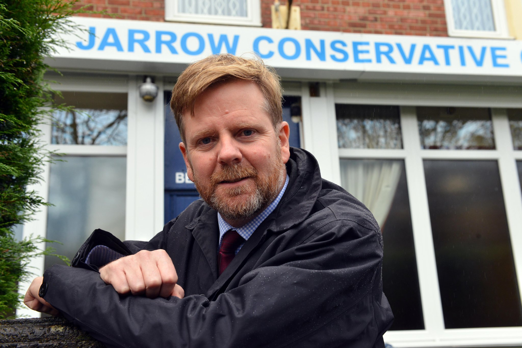 Why Jarrow Conservative candidate believes he can win