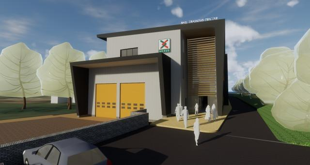 Work on £8 4m Metro training centre in South Shields causing