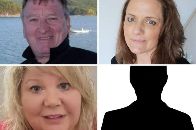 The candidates for Fellgate and Hedworth
