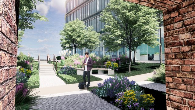 Plans have been approved for The Glassworks.