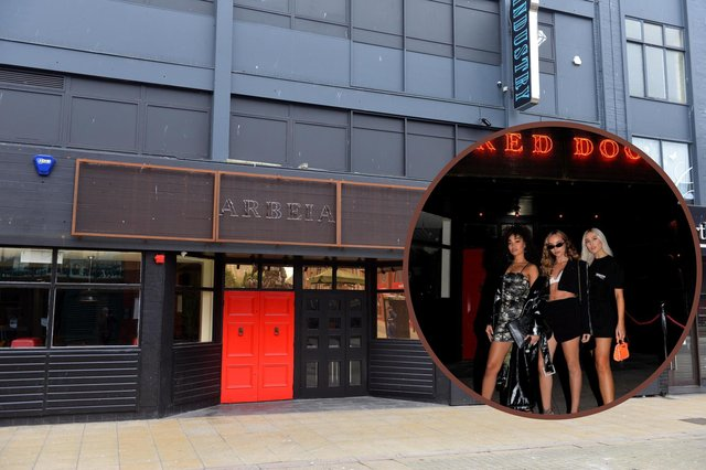 Jade Thirwall's South Shields bar Arbeia is set to reopen on May 17.