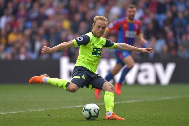 Alex Pritchard of Huddersfield Town.