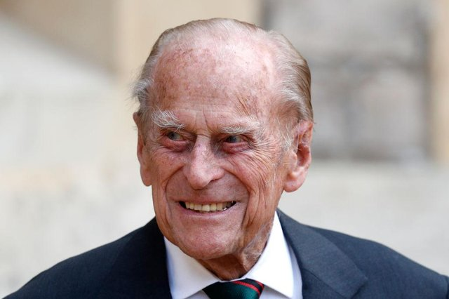 Prince Philip, the Duke of Edinburgh, has died aged 99, Buckingham Palace has announced. (Photo by Adrian Dennis - WPA Pool/Getty Images)