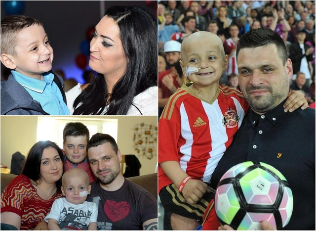 The parents of Bradley Lowery have announced that they are expecting a baby girl as their third child.