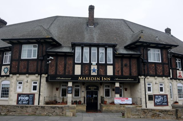 The owner of the Marsden Inn in South Shields has spoken of the impact the Great North Run route change has had on bookings.