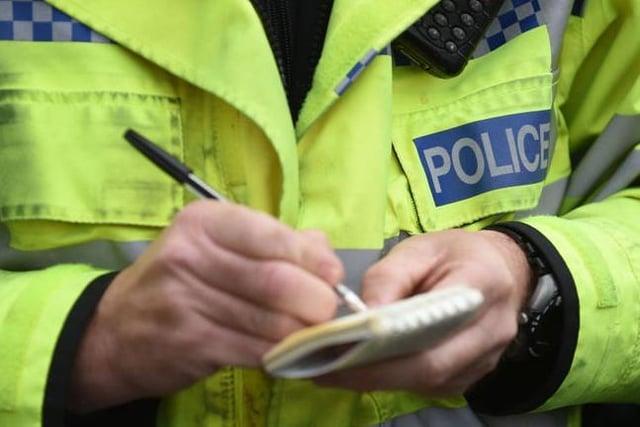 Pandemic measures drive crime figures down