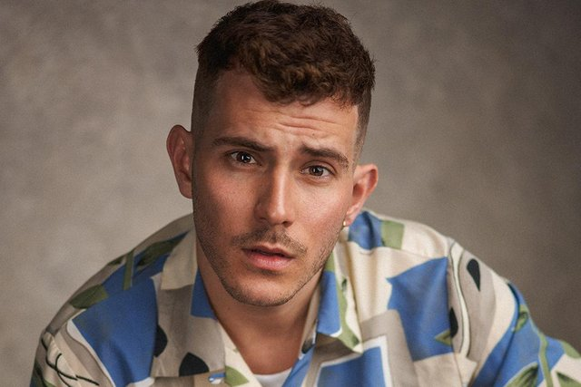 Michael Mather featured in the recent Channel 4 hit TV series 'It's a Sin' and also stars in upcoming feature-length film 'The Duke'