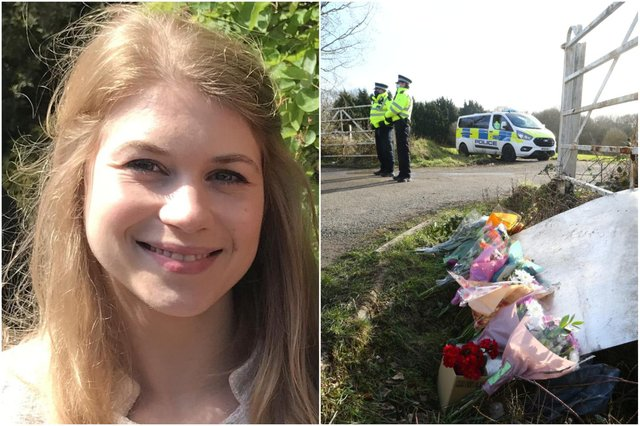 Vigil events are being held across the country in tribute to Sarah Everard, whose body was found in woodlands in Kent after she went missing in London on Wednesday, March 3.