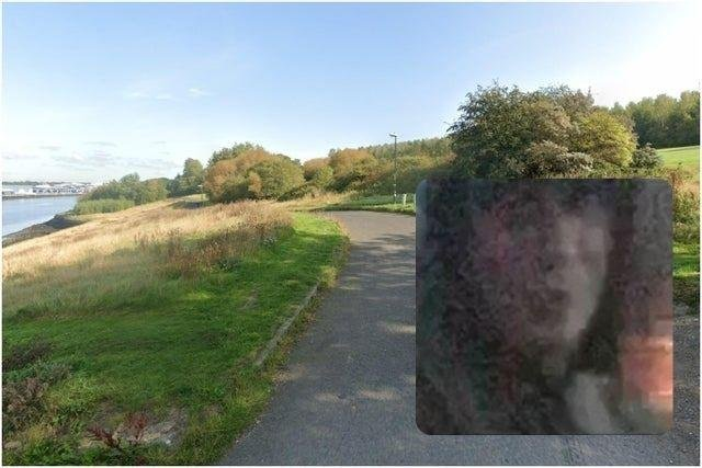 Police investigating reports of a naked man spottedwalking around the Hebburn Riverside Park area have released theimage of a man they would like to identify. Image by Google Maps/Northumbria Police.