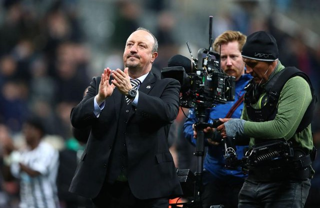 Former Newcastle United bos Rafa Benitez has been confirmed as Everton's new manager. (Photo by Clive Brunskill/Getty Images)