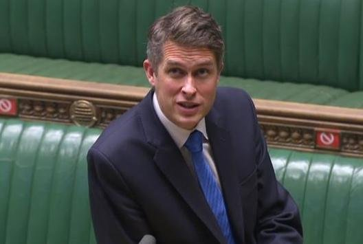 Education Secretary Gavin Williamson has said the Government is looking at how Covid rules will change for schools when the new academic year begins.