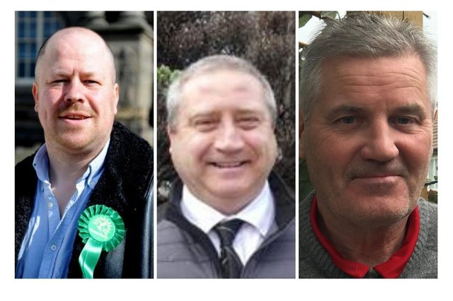Meet the canidates for Hebburn South