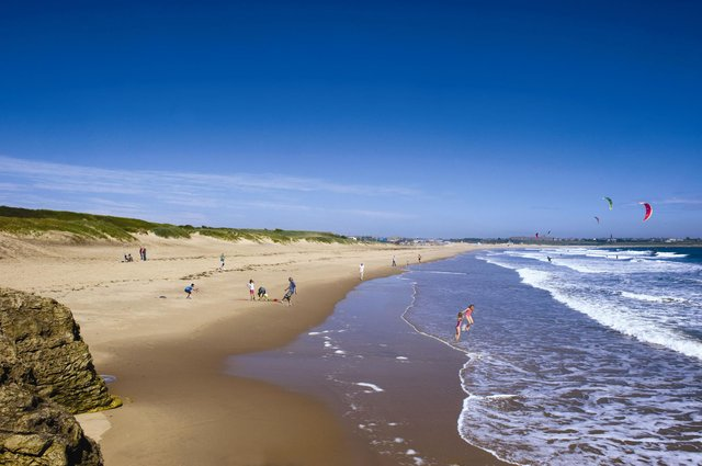 Sandhaven Beach in South Shields has been given a Seaside Award