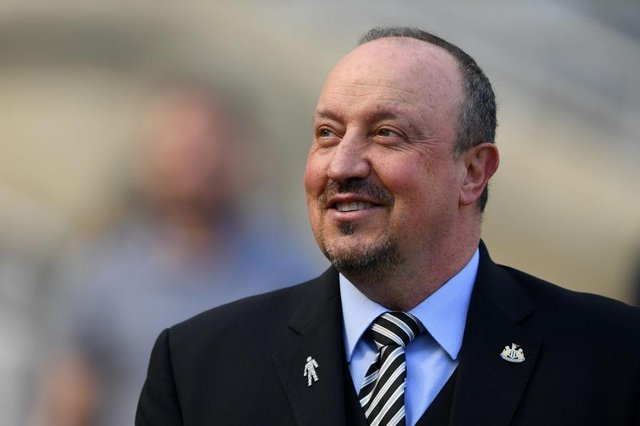Newcastle United fans are gutted as Rafa Benitez closes in on Everton job. (Photo by Stu Forster/Getty Images)