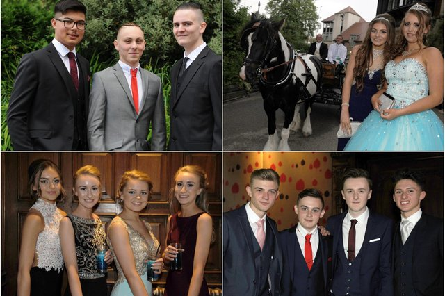 Jarrow students were having great fun at their 2016 prom. We hope these photos bring back great memories.