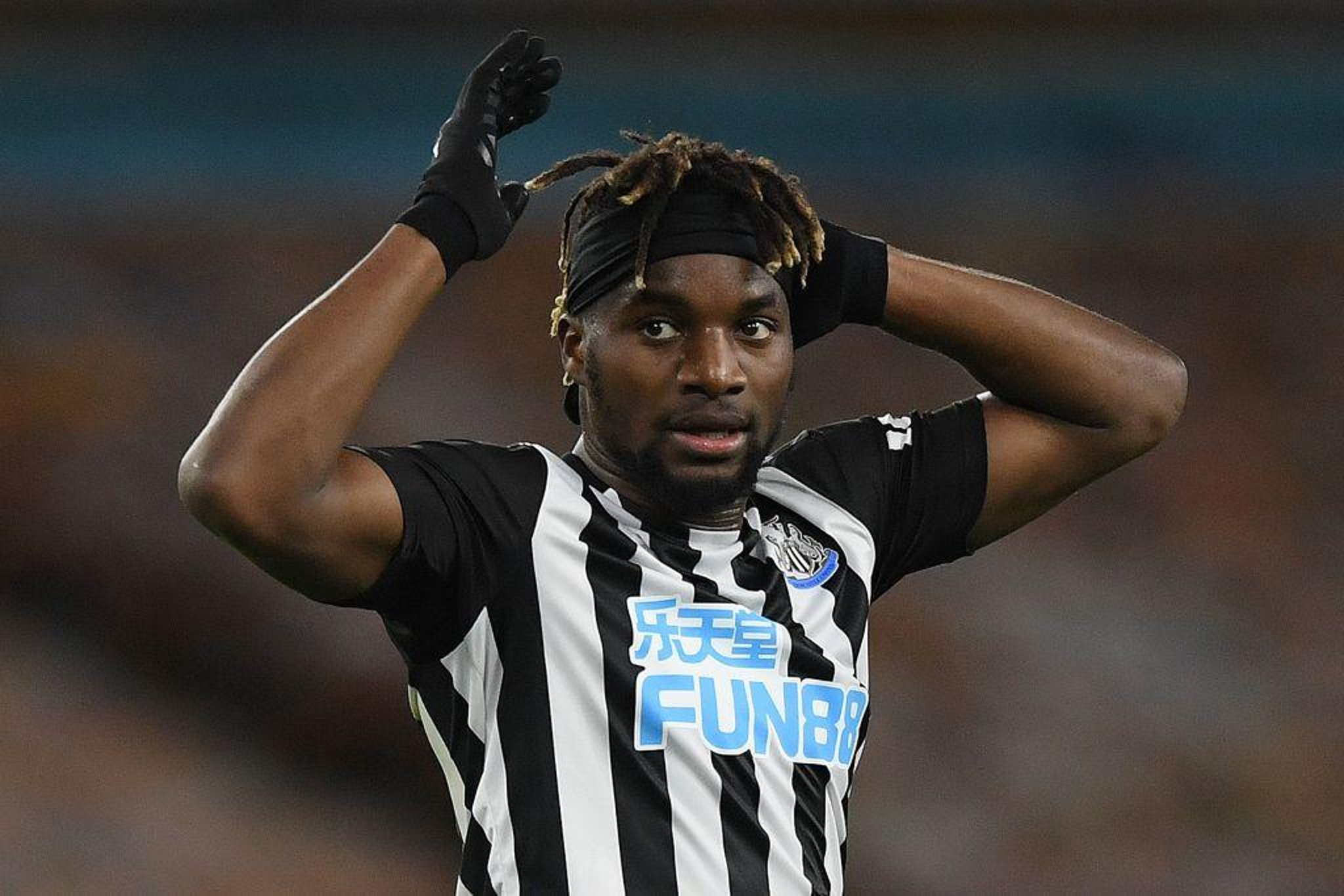 Allan Saint-Maximin OUT of Newcastle United's game against ...