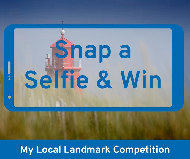 We would love you to enter our My Local Landmark competition.