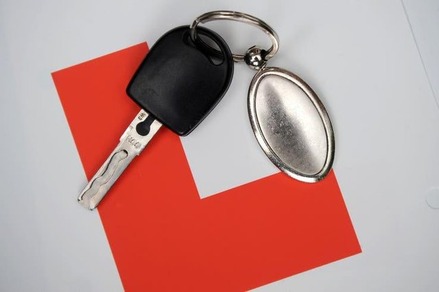 Driving test passes rise