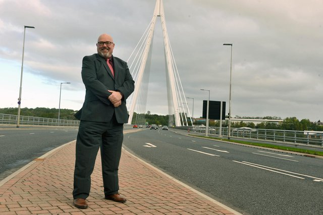Sunderland City Council leader Coun Graeme Miller, who is chairman of the North East Combined Authority.
