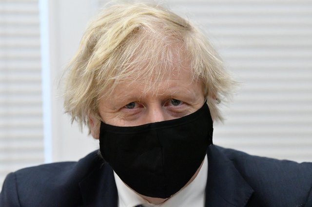 Prime Minister Boris Johnson will give a press conference at 5pm on Monday, April 5.
