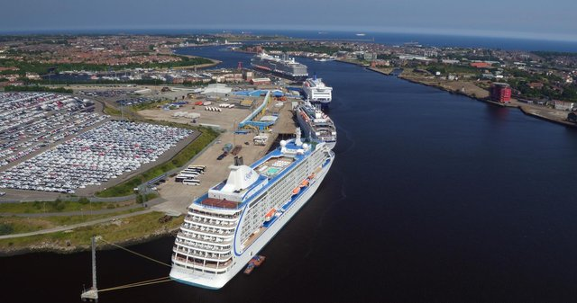The Tyne is no stranger to cruise ships, but this summer there could be a lot more than usual