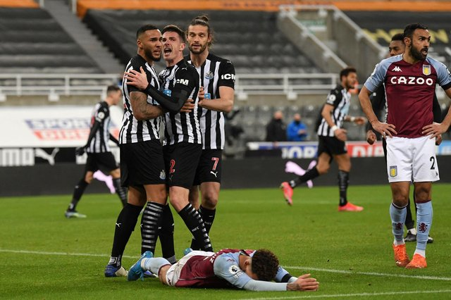 Mark Lawrenson gives prediction for Newcastle United's 'tight game' ahead of relegation battle clash