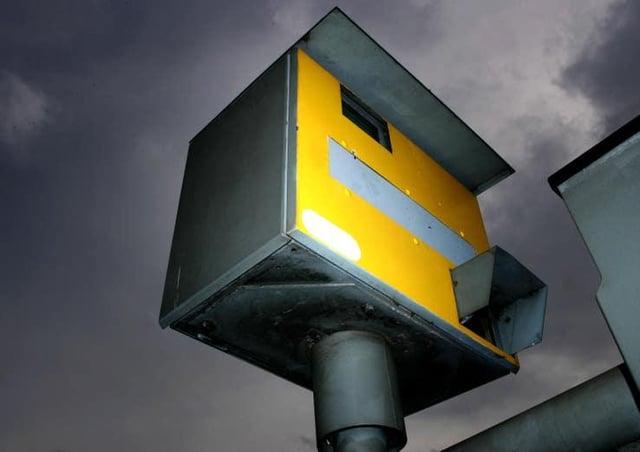 Pandemic drives up traffic speeds