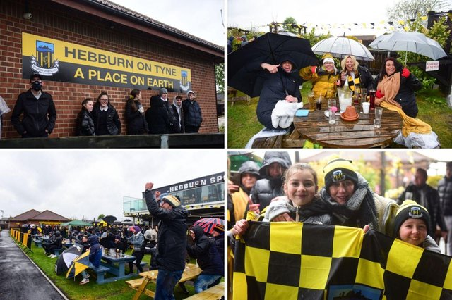 An amazing day for Hebburn