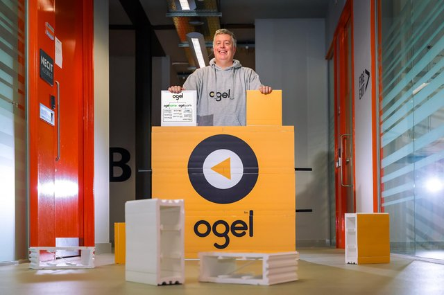 OGEL founder Gary Giles