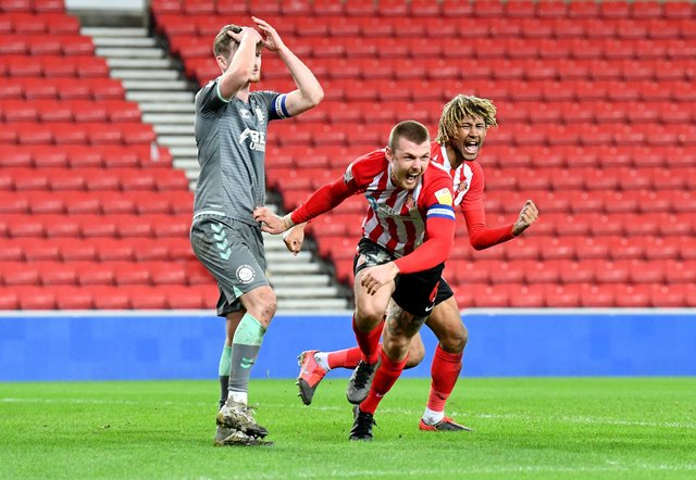 Max Power is one of six Sunderland players to depart this summer