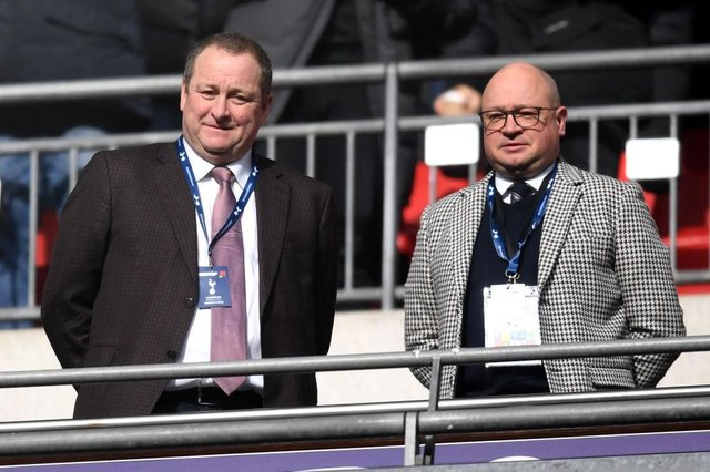 Newcastle United owner Mike Ashley bought the club in 2007.  (Photo by Michael Regan/Getty Images)