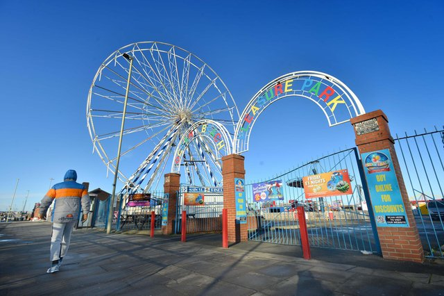 Ocean Beach Pleasure Park will reopen to the public on Saturday, July 4.