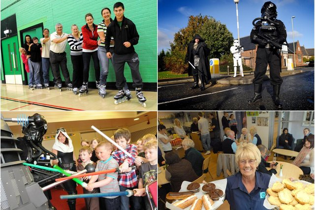 Plenty of community centre scenes from over the years. How many do you remember?