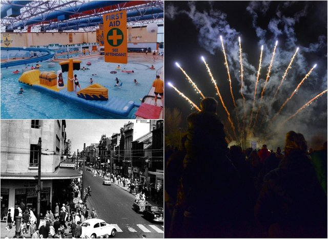 You have been sharing your favourite childhood memories and events from South Tyneside.