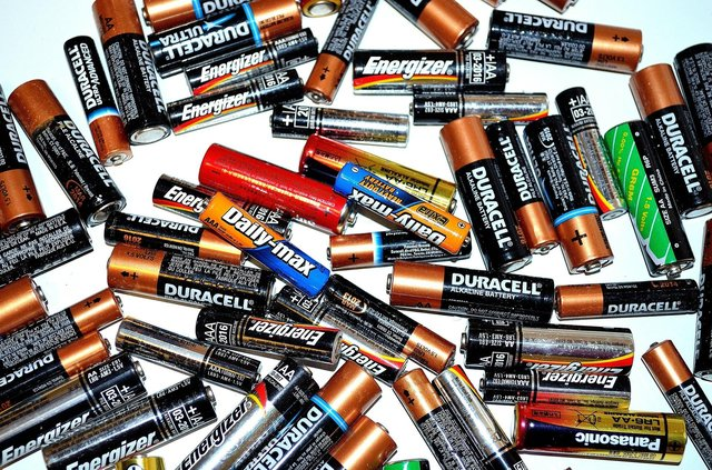 Battery [stock image] Source: PIXABAY