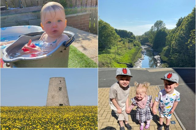 Gazette readers have been sharing their favourite bank holiday pictures.