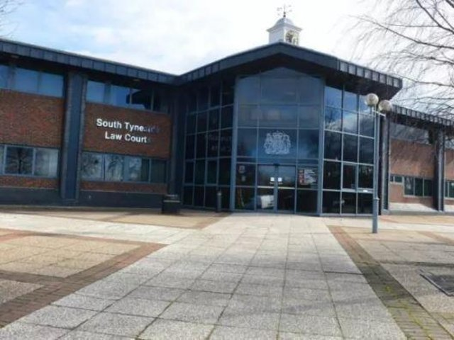 The case was heard South Shields at South Tyneside Magistrates' Court.