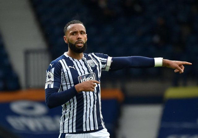 West Brom defender Kyle Bartley has reportedly emerged as a target for Newcastle United. (Photo by Rui Vieira - Pool/Getty Images)
