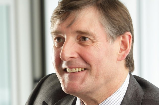 James Ramsbotham, chief executive of the North East England Chamber of Commerce