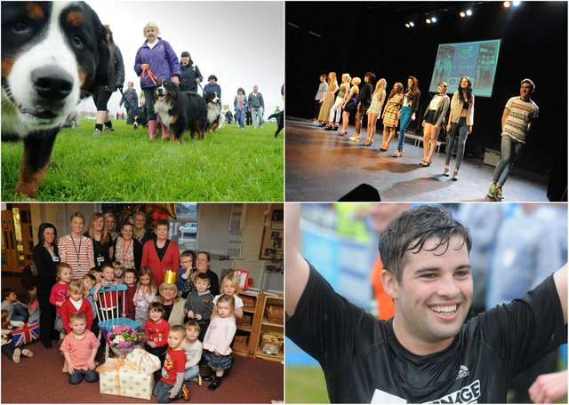 Join us as we look back on South Tyneside memories from 2012.