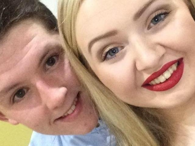 Liam Curry and Chloe Rutherford were killed in the Manchester Arena bomb attack on May 22, 2017.