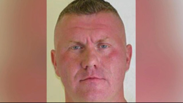 Police issued photograph of Raoul Moat during manhunt