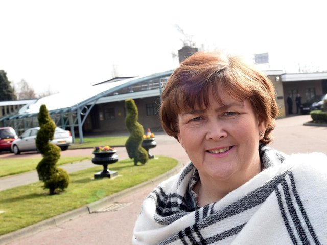 Coun Tracey Dixon is the new leader