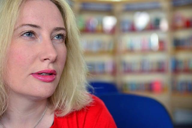 South Shields MP Emma Lewell-Buck.