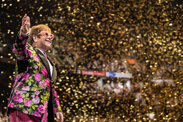Elton John will perform at the Stadium of Light. Photo Credit_ Rocket Entertainment - Ben Gibson